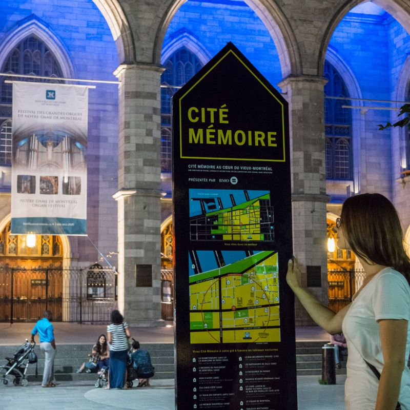 Cité Mémoire