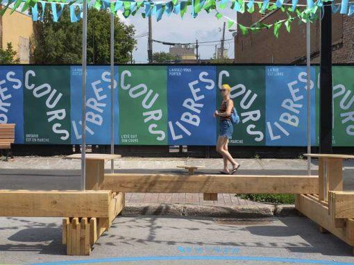Libres Cours Ontario Street